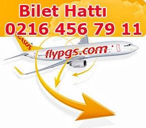 Pegasus Ucuz Uçak Bileti