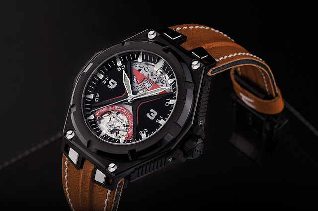 Revelation R07 Legend Magical Watch Dial® from the Grand Sport line