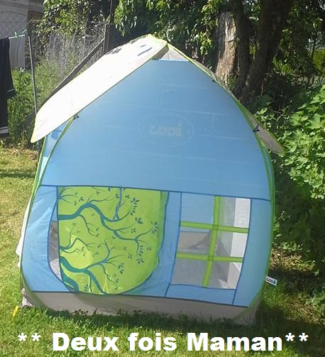 cabane de jardin enfants