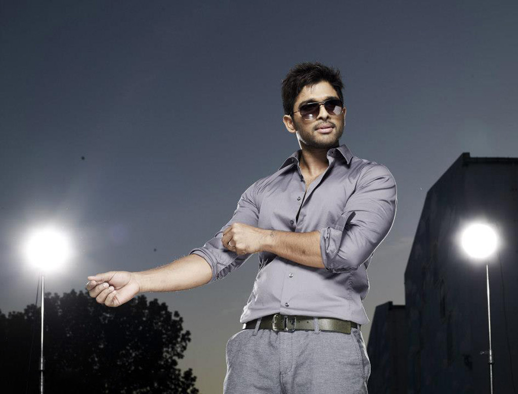 Latest Photoshoot of Allu Arjun Allu Arjun Latest Photoshoot