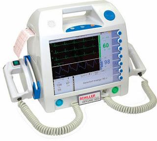 jual automatic external defibrillator, harga defibrillator
