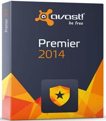 Avast! Premier 2014 9.0.2011