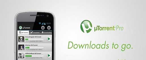 µTorrent® Pro – Torrent App Apk v3.10