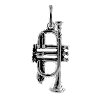 musical instrument charm