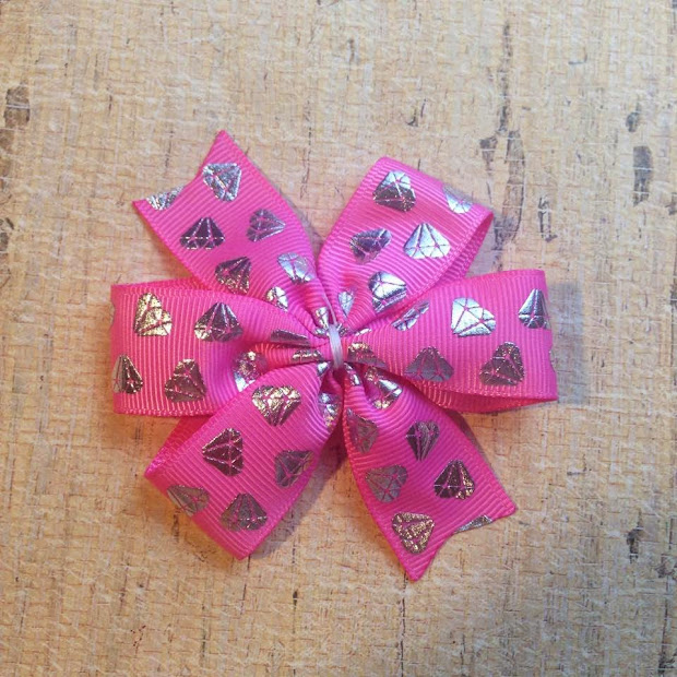 big bows pinwheel