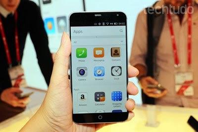 Meizu MX4 será vendido no Brasil por R$ 2.899