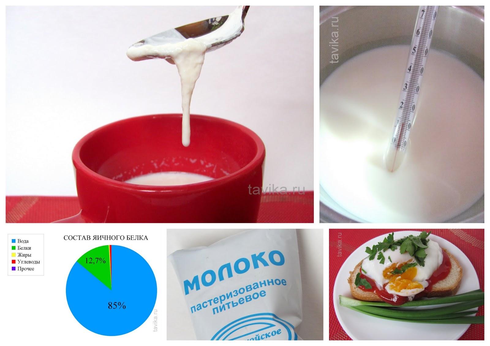 как образуется пенка на молоке