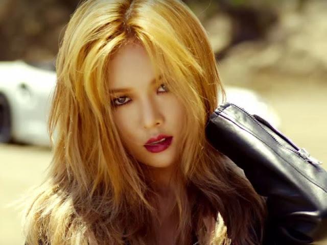 HyunA Mini-Album Teaser