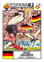 Rudi Gruber (West Germany)