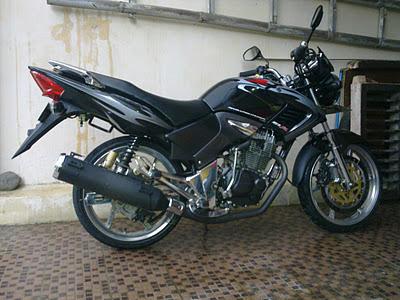 modifikasi tiger revo