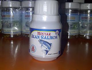 kandungan ikan salmon manfaat fungsi kegunaan nutrisi protein