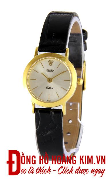 Đồng hồ nữ đeo tay nữ Rolex giá rẻ dưới 500 ng