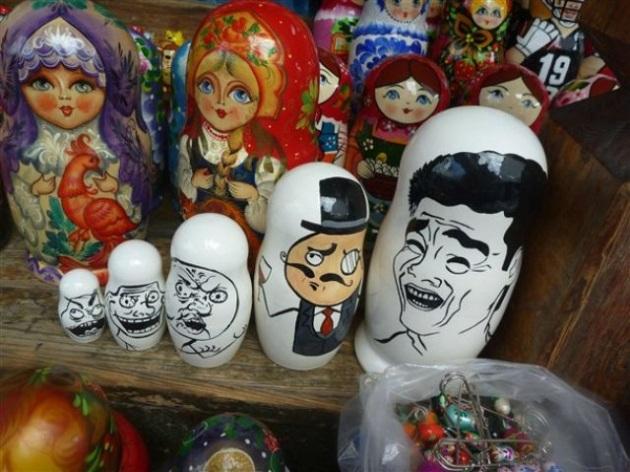 los 15 estereotipos más populares de Rusia y su gente