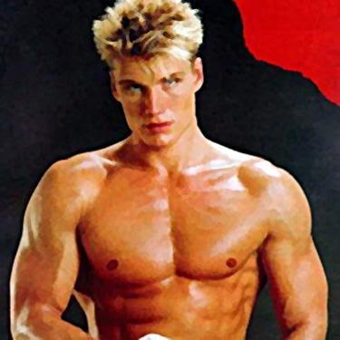 O ator que é mais que músculos