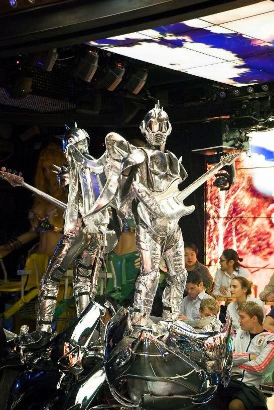 El Restaurante Robot de Tokio Japan Robot Restaurant