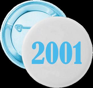 Welcome 2001 & Everyone!!