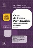 CURSO DE DIREITO PREVIDENCIÁIRO - 10ª ED