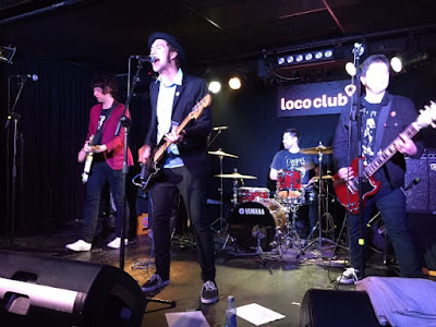 The Connection & The New Trocaderos (Loco Club, 17-10-15 5