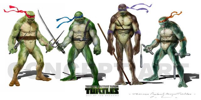 Teenage mutant ninja turtles как сделать на весь экран