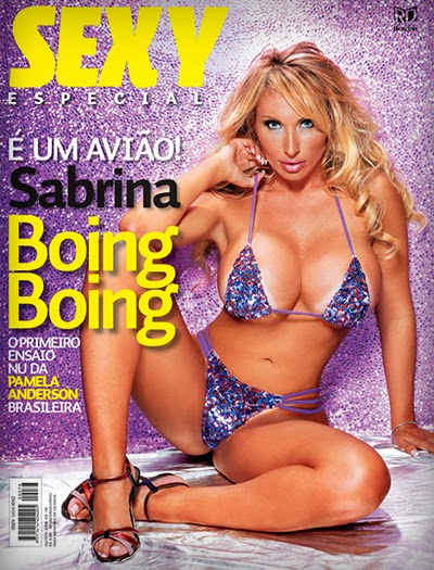 Sabrina Boing-Boing