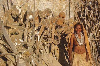 6 Lokasi Kuburan Terbuka yang Paling Angker dan Menyeramkan di Dunia