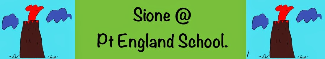 Sione T @ Pt England School