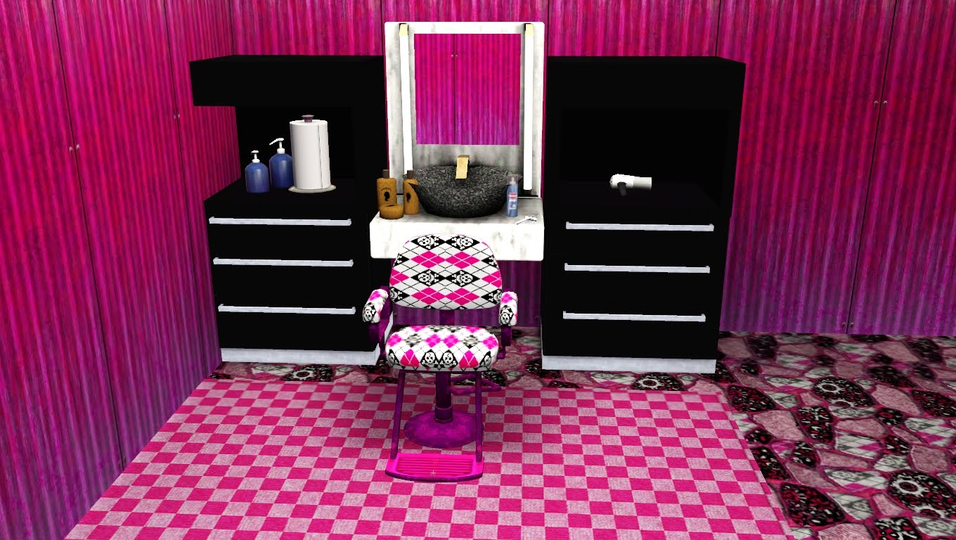 The Riverview Diaries Pretty N Pink Beauty Salon