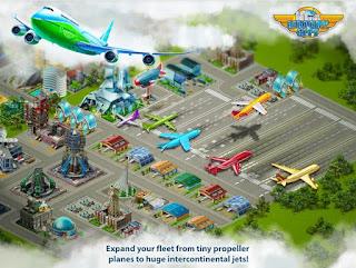 Airport City v4.0.41 [MOD] - andromodx