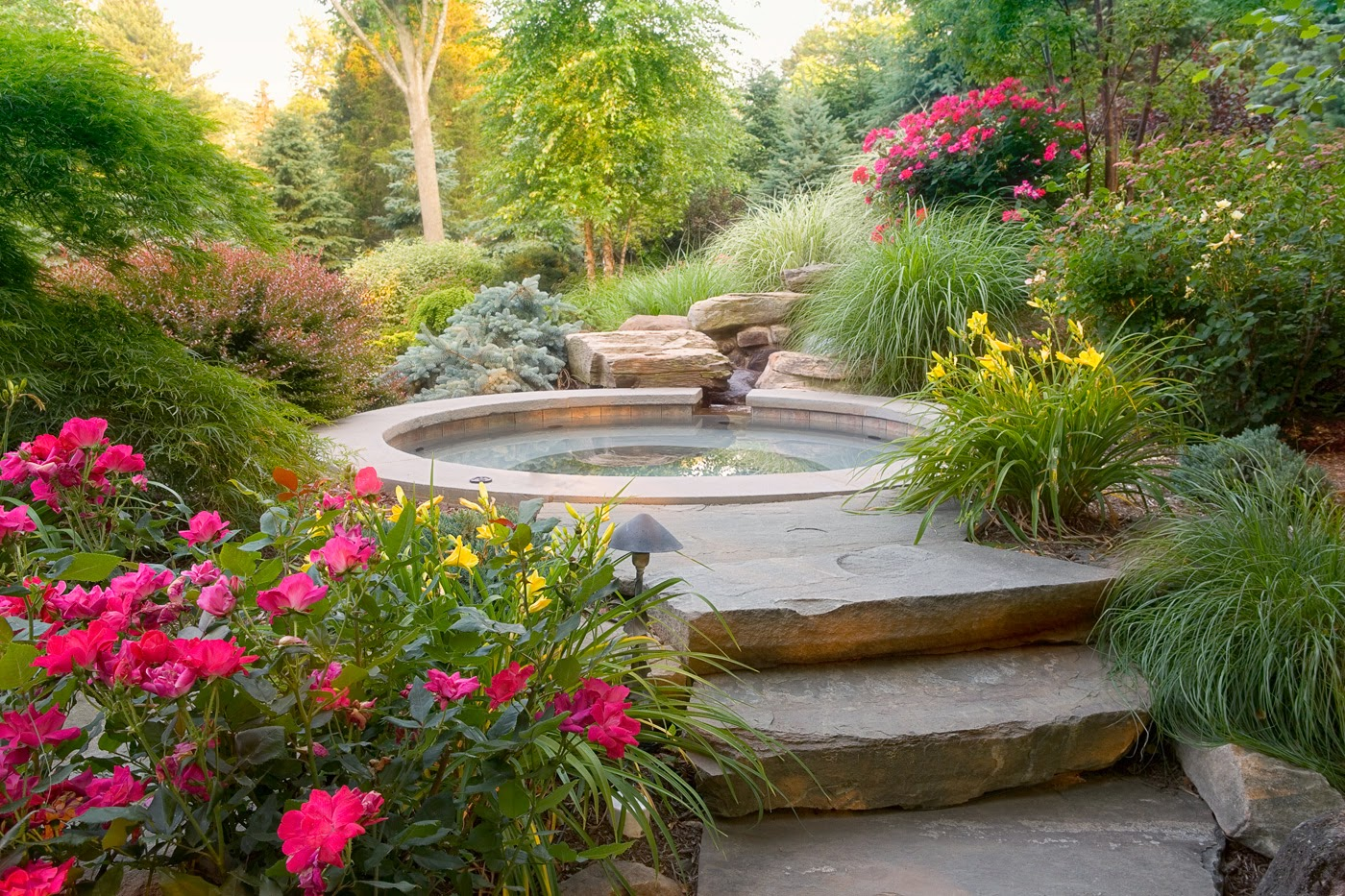 Landscape And Garden Ideas Morreraler August 2014