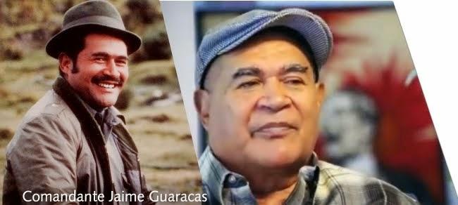 Entrevista con Jaime Guaraca por Alfredo Molano Bravo