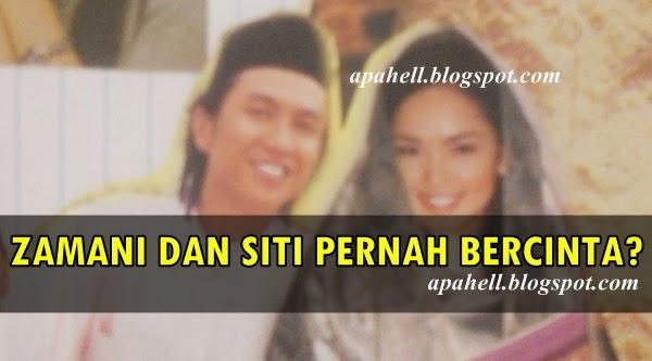 Kisah Percintaan Zamani dan Siti Pada 1997 1998 5 Gambar