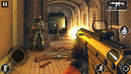 Modern Combat 5 Blackout apk data free download