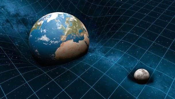 A gravidade explicada num vídeo simples