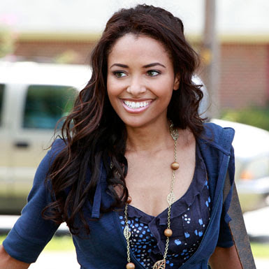 Bonnie Bennett - Katerina Graham - Vampire Diaries