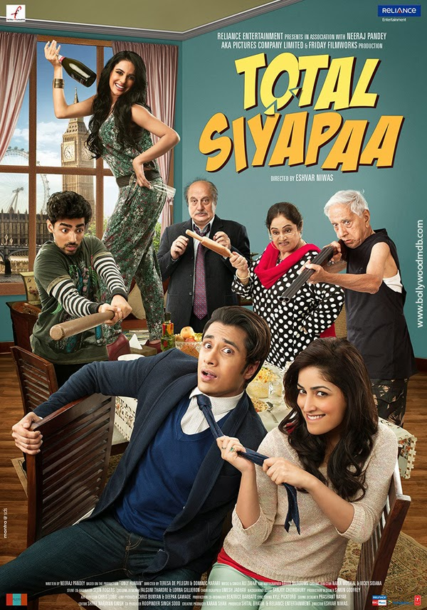 Total Siyapaa 2014 Hindi Movie Watch Online