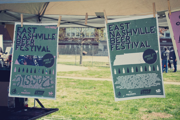 A review of the 2014 East Nashville Beer festival