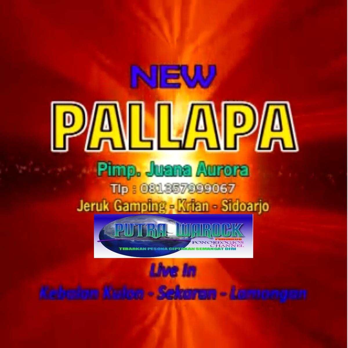 KOPLO NEW PALLAPA LIVE IN KEBALAN KULON SEKARAN LAMONGAN