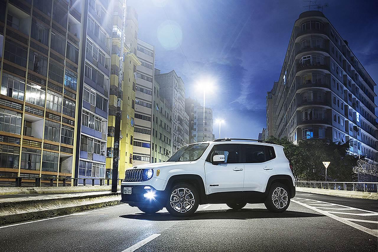 Jeep Renegade Branco
