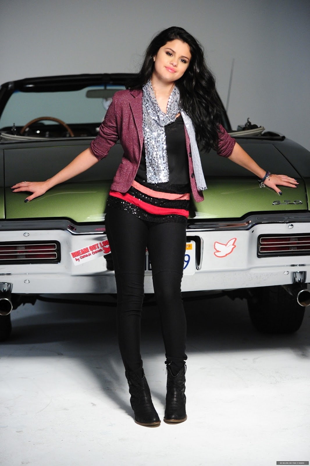 Selena Gomez Dream Out Loud FallWinter 2012-2013 Lookbook