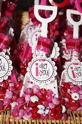 shovel valentines