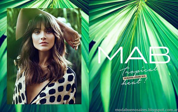 Colección MAB primavera verano 2015.