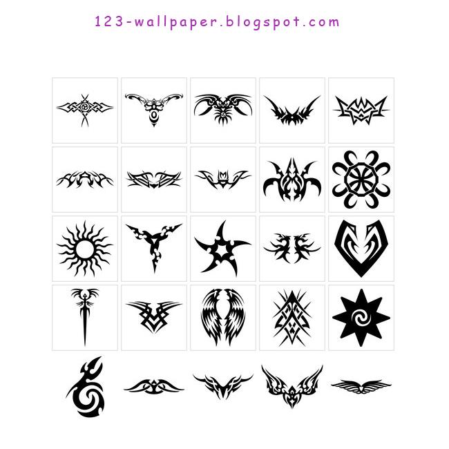 Nana Henna Ungaran Semarang Polynesian Tattoo Symbols: Joy Studio Design Gallery - Best