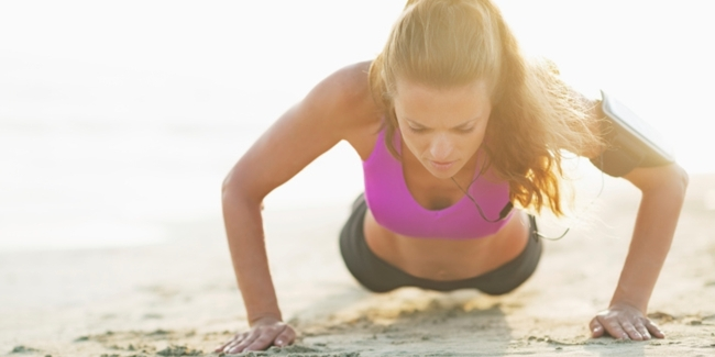 Benefits Push Up For Women