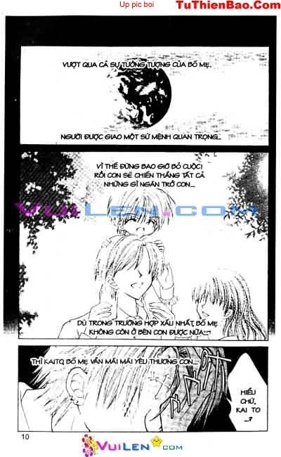 Viên Ngọc Nàng Tiên Cá Chapter 4 - Trang 10