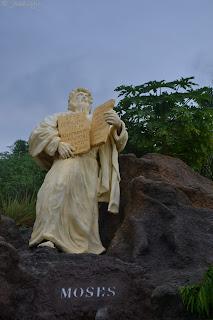 Moses at Garin farm