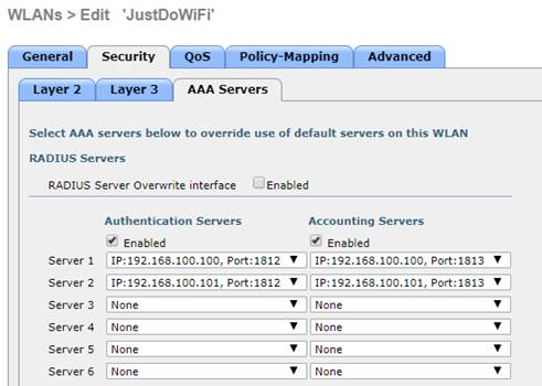 WLAN Ramblings: How to test your RADIUS configuration on the Cisco