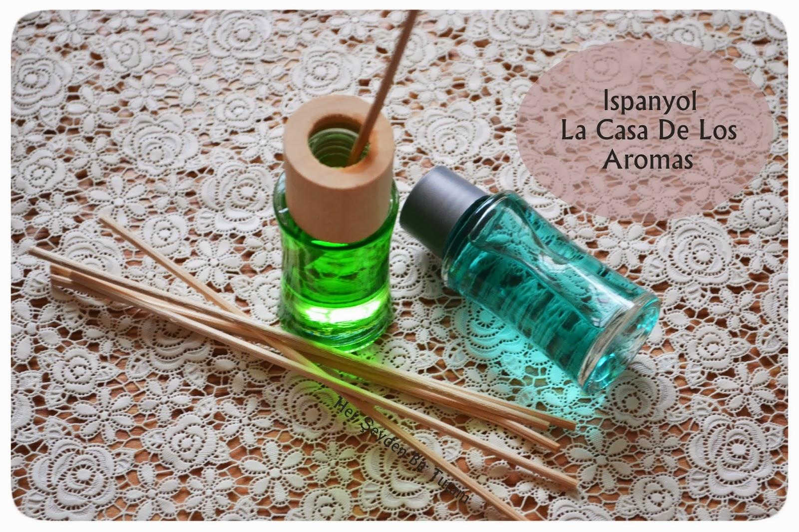 Her eyden bir tutam spanyol la casa de los aromas - Casa de los aromas ...