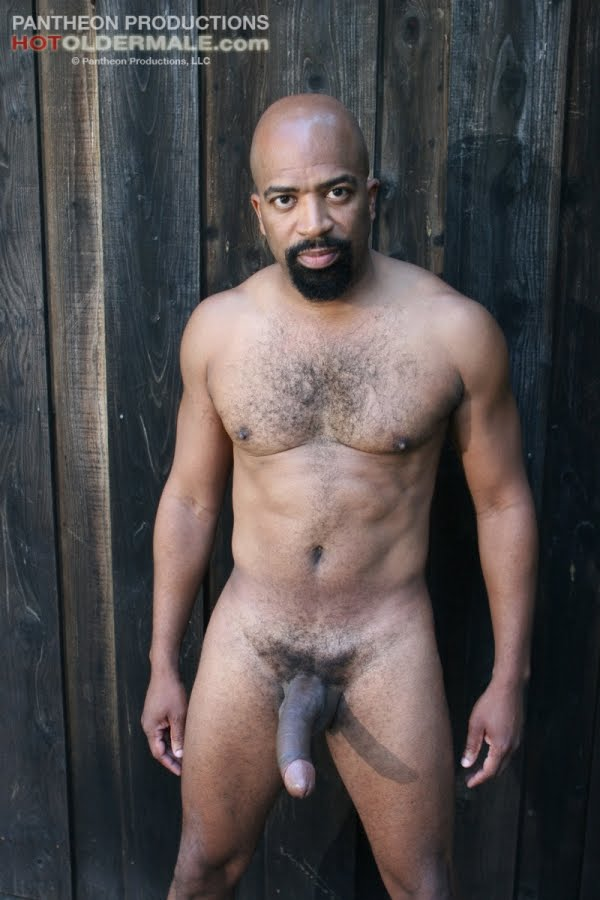 Hot Black Man With Big Cock