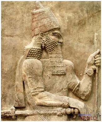 ARTE MESOPOTÂMICA: BABILÓNIA