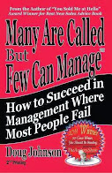 Doug's Award Winning Business Management Book